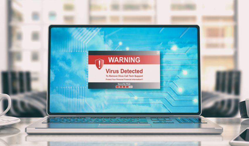 コンピューターウイルス感染によって発生した企業の被害事例3例