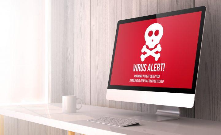 パソコンのウイルス感染経路は多い!不審と感じるものは開かないが基本!